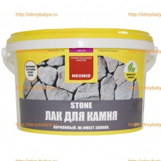 NEOMID Лак для камня Stone 5л