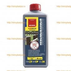 NEOMID 430 Eco – консервирующий невымываемый антисептик для наружных и внутренних работ 1кг