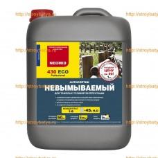 NEOMID 430 Eco – консервирующий невымываемый антисептик для наружных и внутренних работ 30кг