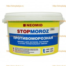 NEOMID Противоморозная добавка NITCAL 12кг